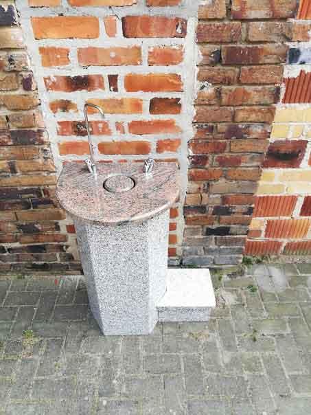 Trinkbrunnen Max Sonnenschein