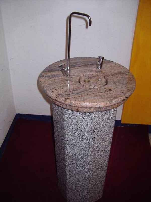 Trinkbrunnen Midewa
