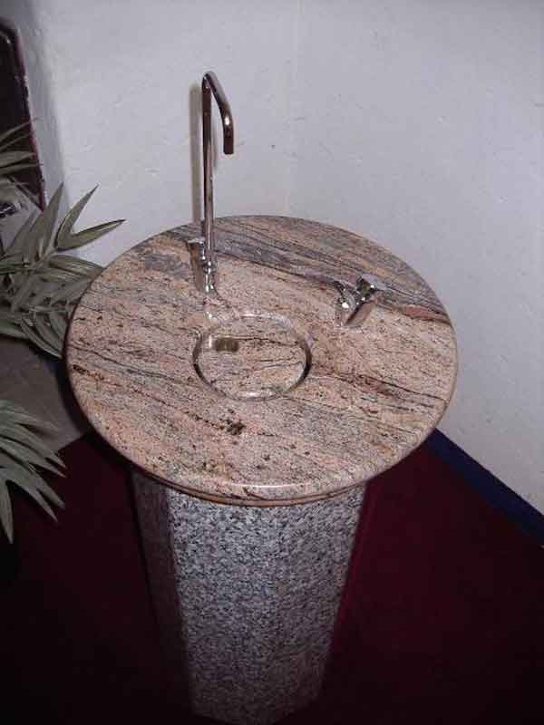 Trinkbrunnen Midewa Harp Haustechnik