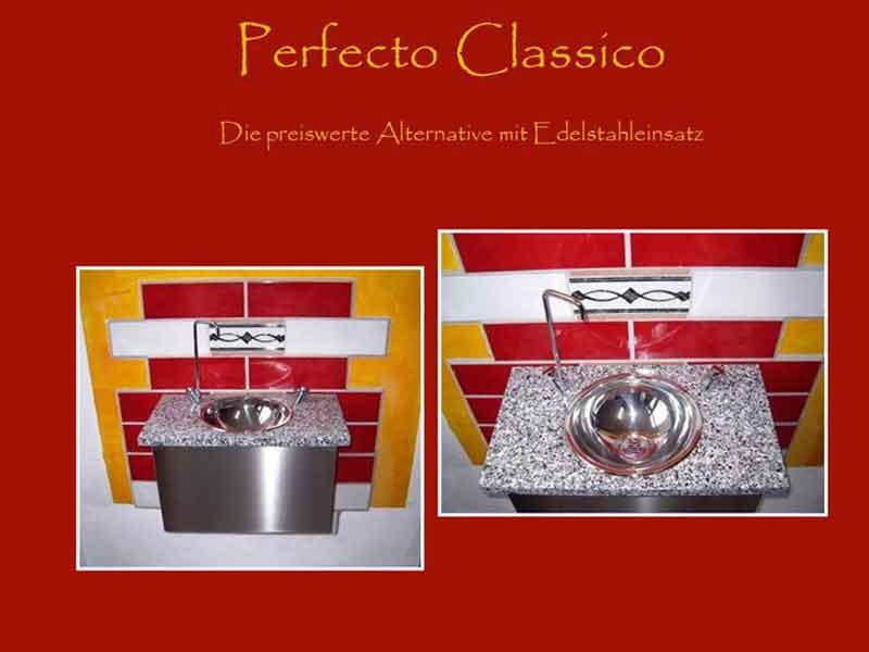 Trinkbrunnen Perfecto Classico