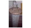 Trinkbrunnen-Midewa